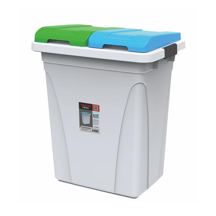 环保垃圾桶YY-D119(75L)